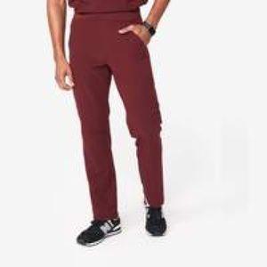 9860b672c25 FIGS Men's burgundy scrub pants size L